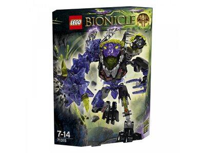 Лего 71315 Монстр землетрясение LEGO® Bionicle