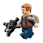 Купить Лего 75928 Преследование синего вертолета, Jurassic World.