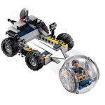 Купить Лего 75929 Побег в геросфере от карнотавра, Jurassic World.