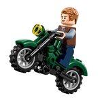 Купить Лего 75930 Нападение индораптора в имении Локвуд, Jurassic World.