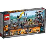 Купить Лего 75931 Нападение Дилофозавра на сторожевой пост Jurassic World