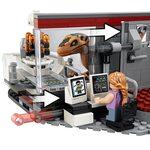 Купить Лего 75932 Охота на Рапторов в Парке Юрского Периода, Jurassic World.