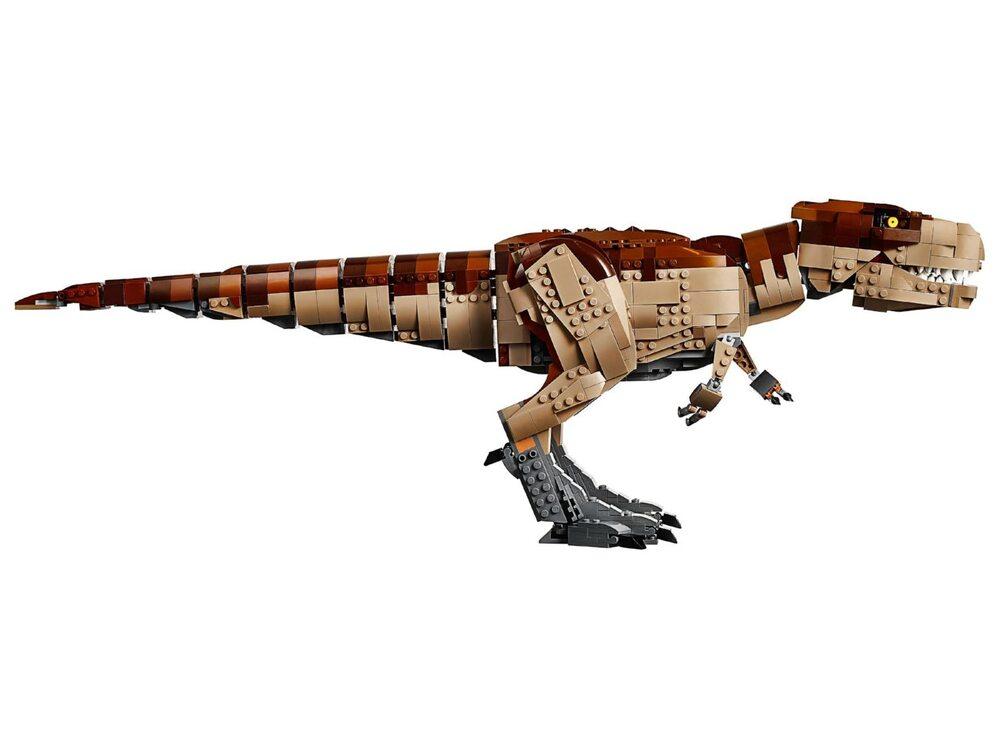 Купить лего фигурку динозавра