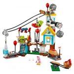 Лего 75824  Разгром Свинограда LEGO® Angry Birds