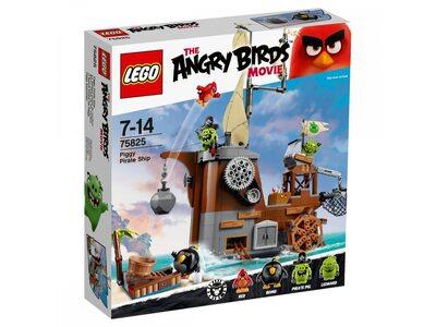 Лего 75825 Пиратский корабль свинок LEGO® Angry Birds