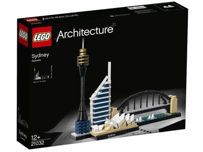 Купить Лего 21032 Сидней, Архитектура.