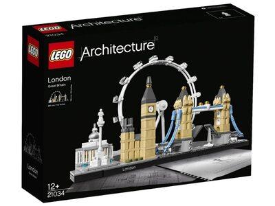 Купить Лего 21034 Лондон, Архитектра.