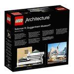 Купить Лего 21035 Музей Соломона Гуггенхайма, LEGO Architecture