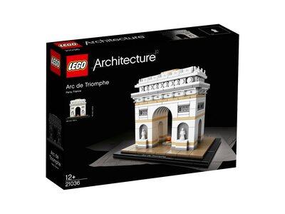 Купить Лего 21036 Триумфальная арка, серия Архитектура.