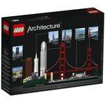Купить Лего 21043 Сан-Франциско серии Архитектура.