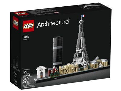 Купить Лего 21044 Париж серии Архитектура.