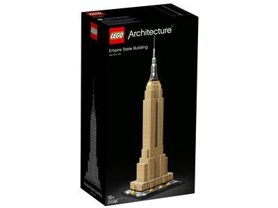 Купить Лего 21046 Эмпайр Стейт Билдинг серии Архитектура.