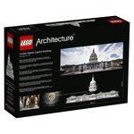 Купить Лего 21030 Капитолий, Архитектура.