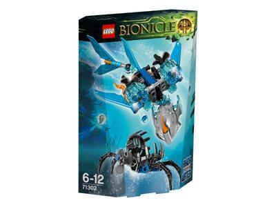 Лего 71302 Акида, тотемное животное воды LEGO® Bionicle
