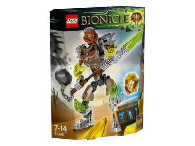 Лего 71306 Похату - Объединитель Камня  LEGO® Bionicle