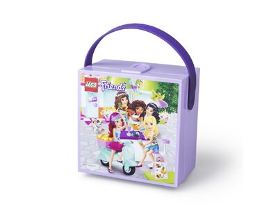 Купить Ланч-бокс с ручкой Лего Френдс, LEGO Friends 40511732