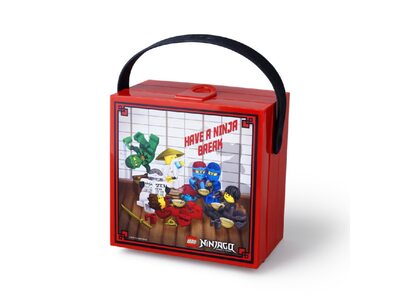 Купить Лего ланч-бокс Ниндзяго, LEGO NINJAGO