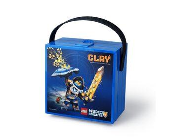 Ланч-бокс с ручкой LEGO Nexo Knights