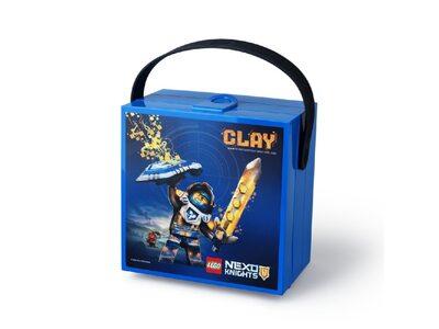 Купить Ланч-бокс с ручкой LEGO Nexo Knights, Лего Нексо Найтс