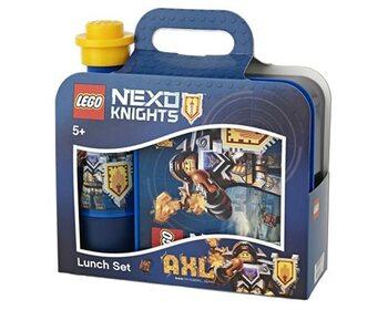 Ланч-бокс с бутылочкой Nexo Knights