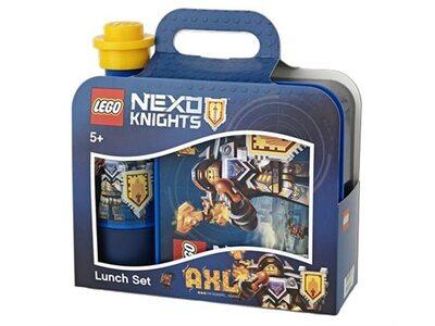 Ланч-бокс с бутылочкой Nexo Knights 40591734 LEGO® Боксы