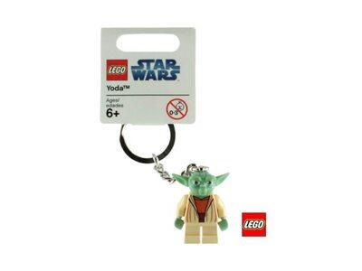 Брелок 4638350 Мастер Йода LEGO Аксессуары