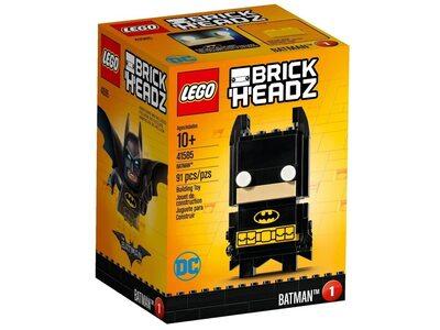 Купить Лего 41585 Бэтмен Брик Хедс.