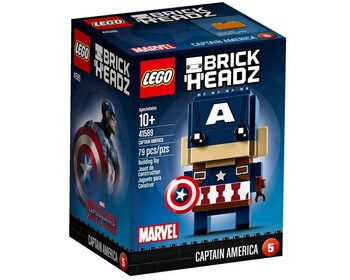 Капитан Америка 41589