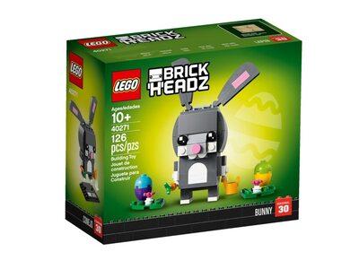 Купить Лего 40271 Пасхальный кролик, LEGO Brick Headz.