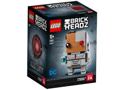 Купить Лего 41601 Киборг, Brick Headz.