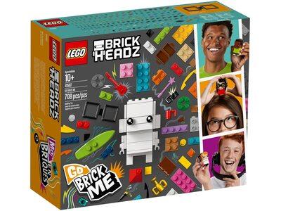 Купить Лего 41597 Мы кубикоголовые, Brick Headz.