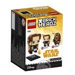 Купить Лего 41608 Хан Соло Brick Headz.