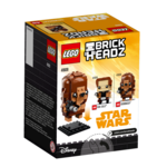Купить Лего 41609 Чубакка Brick Headz.