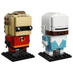 Купить Лего 41613 Мистер Невероятный и Фреон Brick Headz.