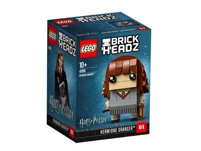 Купить Лего 41616 Гермиона Грейнджер, Brick Headz.