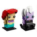 Купить Лего 41623 Ариэль и Урсула, Brick Headz.