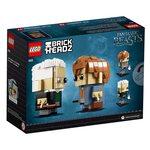Купить Лего 41631 Ньют Саламандер и Геллерт Гриндельвальд серии Брик Хедс.