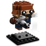 Купить Лего 41626 Грут и Ракета, LEGO Brick Headz.