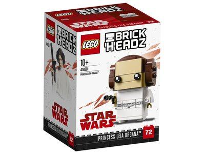 Купить Лего 41628 Принцесса Лея Органа, Brick Headz.