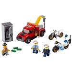Купить Лего Сити 60137 Побег на буксировщике LEGO CITY.