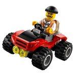 Купить Лего Сити 60139 Мобильный командный центр LEGO CITY.