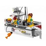 Купить Лего Сити 60147 Рыболовный катер LEGO CITY.