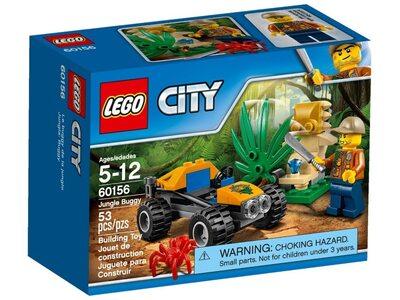Купить Лего Сити 60156 Джунгли: Багги, LEGO City