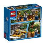 Купить Лего Сити 60157 Джунгли: Стартовый набор, LEGO City.