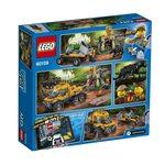 Купить Лего Сити 60159 Джунгли: операция на джипах, LEGO City.