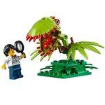 Купить Лего 60162 Воздушный катер Лего Сити Джунгли.