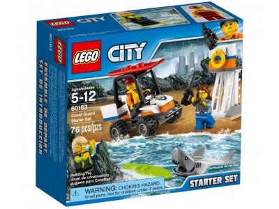 Купить Лего Сити 60163 Береговая охрана: Базовый набор, LEGO City.
