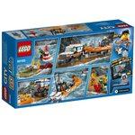Купить Лего Сити 60165 Береговая охрана: Внедорожник 4Х4, LEGO City.