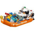 Купить Лего 60168 Спасательная шлюпка Сити.