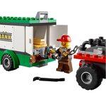 Купить Лего 60175 Ограбление у горной речки, City.